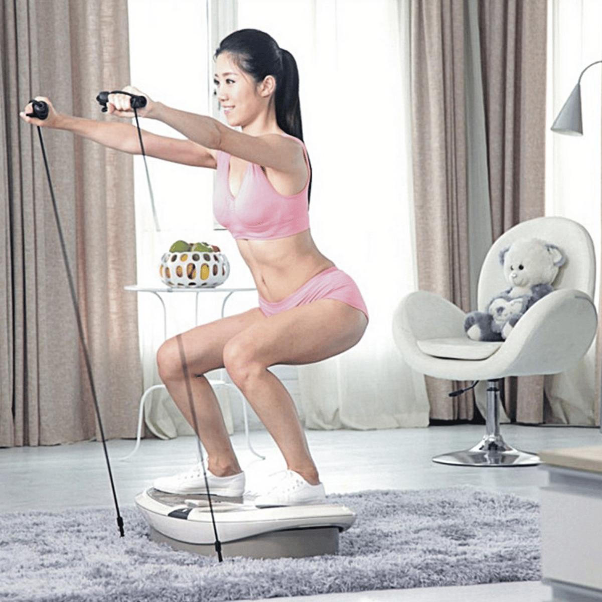 Vibrationsträning maskin