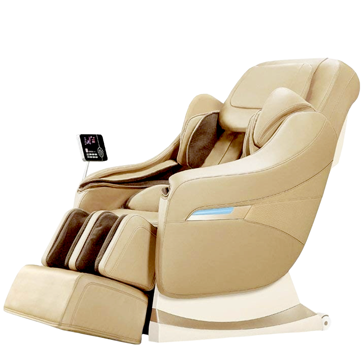 Snygg desigen massagestol en Relax Success II 3D