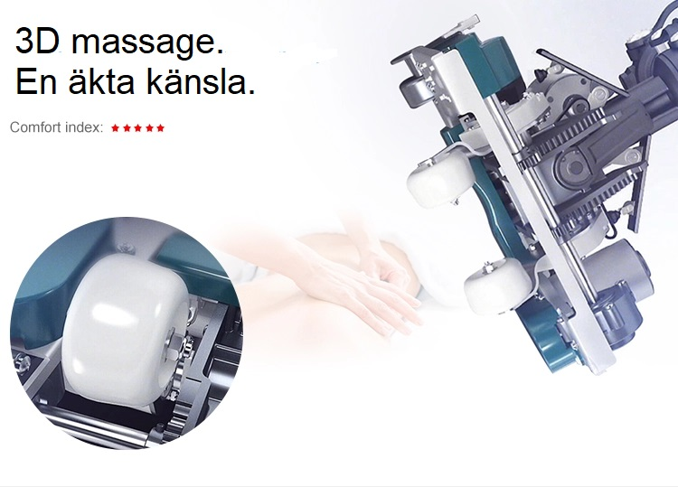 Massagerobot Relax Significant Pro 3D
