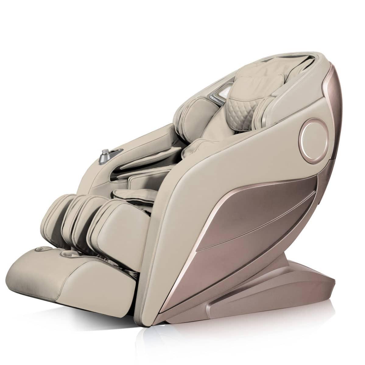 Massagestol Relax To Max 3D Champange